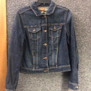 American Eagle blue jean jacket